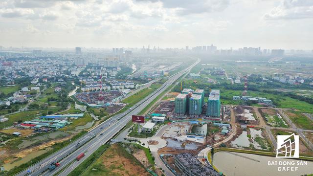 Mạng lưới hạ tầng khu Đông đang ngày một đồng bộ đang trở thành đòn bẩy cho thị trường BĐS khu Đông.