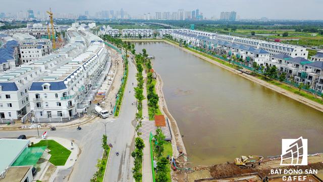 Hàng loạt dự án nhà ở, khu đô thị bao quanh Khu liên hợp thể thao.